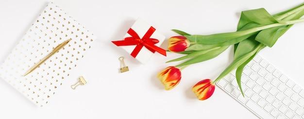 バレンタインデー、母の日、または3月8日の境界線