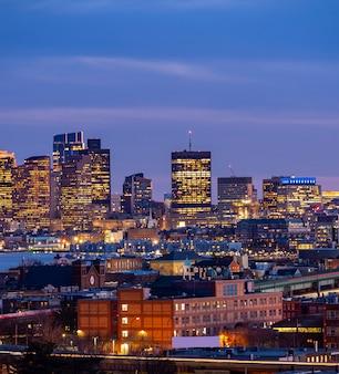 보스턴 도시
