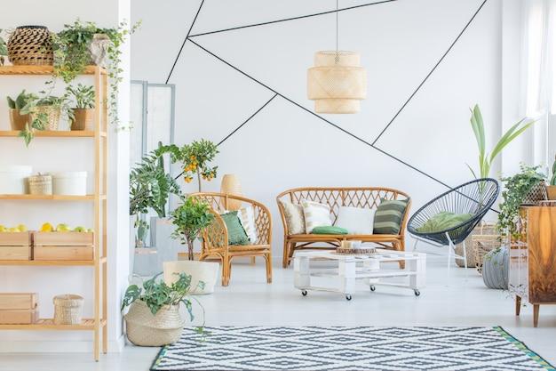 植物の居間