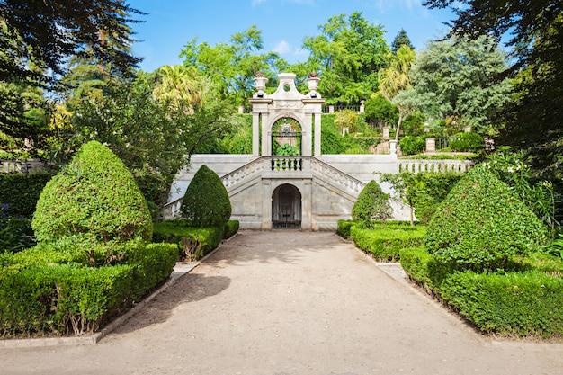 Botanical garden, coimbra