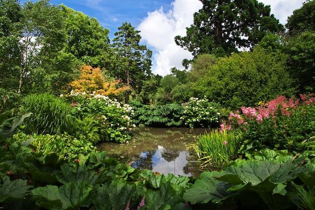 크라이스트 처치, 뉴질랜드의 식물원