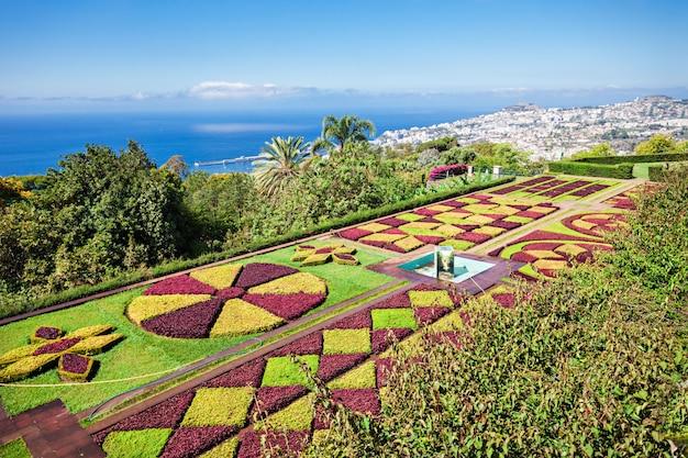 Ботанический сад мадейра