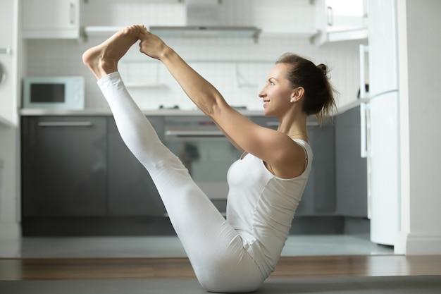 Both big toe exercise