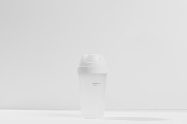 Bottiglia per integratori da palestra