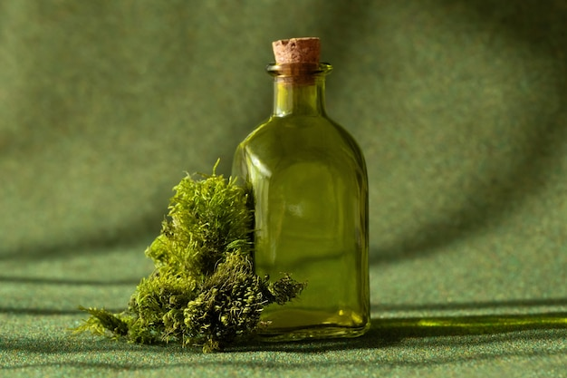 Бутылка натурального эфирного масла