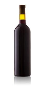 赤ワインのボトル