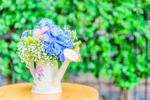Bouquet flower hydrangea