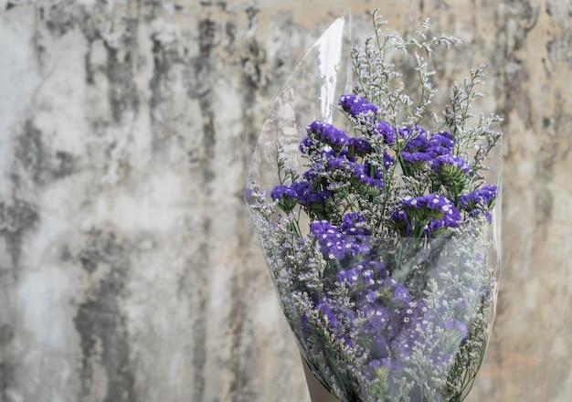 Букет цветок statis