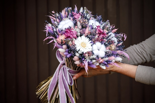 Bouquet for international womens day.