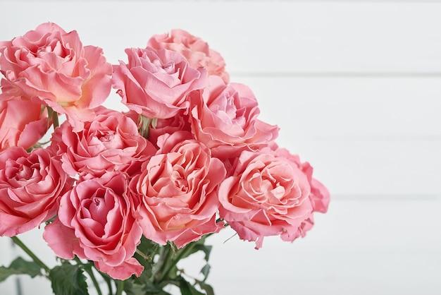 꽃 장미 꽃다발