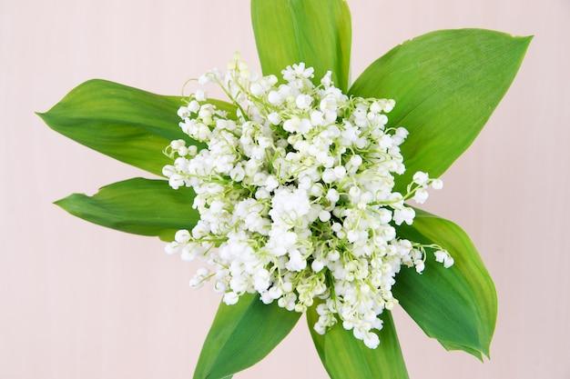 은방울꽃 꽃다발