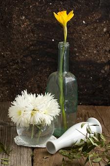 Букет белых цветов