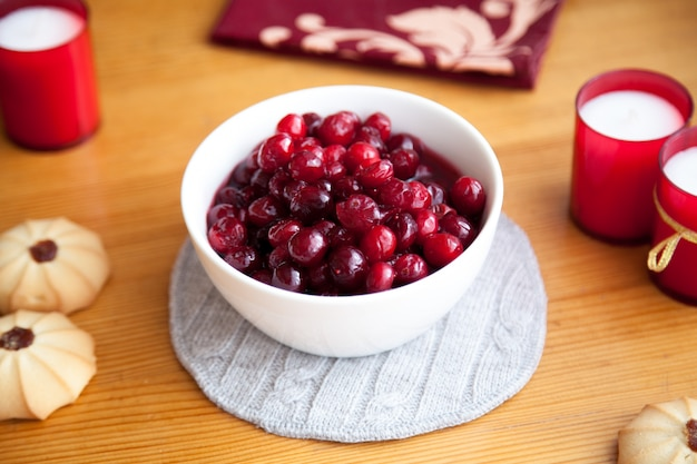 Bowl of cherries