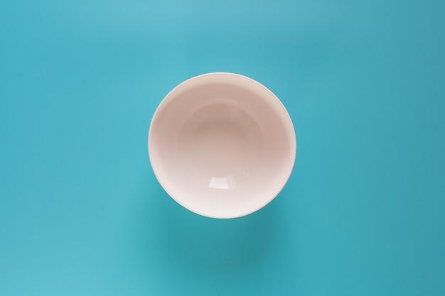 Чаша очищена от вида сверху