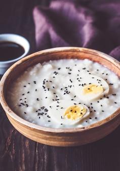 Чаша отварная - азиатская рисовая каша