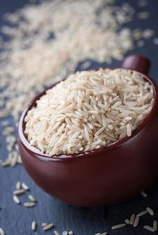 Чаша из риса