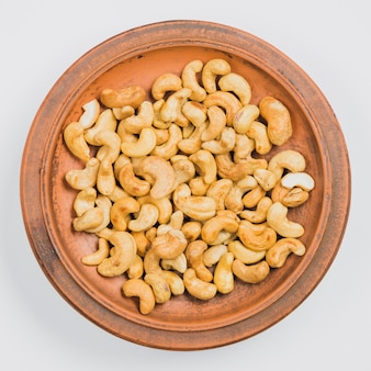 Bowl with cashews