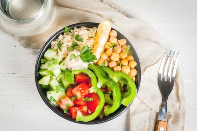 ベジタリアン仏bowl