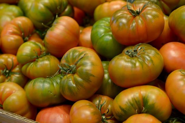 Коробка помидоров