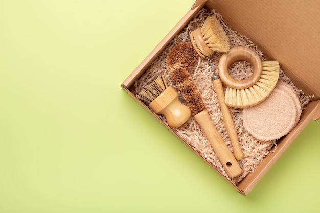 친환경 청소 도구 상자