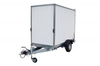 トレーラーboxtrailer