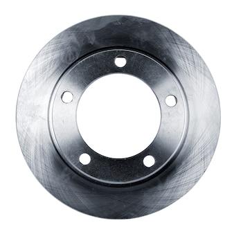 Тормозной диск, изолированные на белом фоне