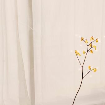 Branch pattern sparkle effect