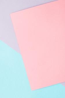 ブランドアイデンティティグラフィックデザインと名刺セットコンセプト白紙テクスチャ背景文房具モックアップ