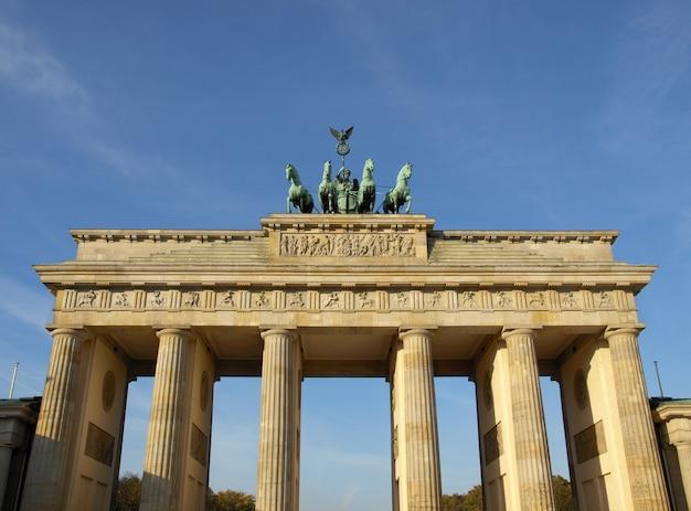 ブランデンブルク門ベルリン