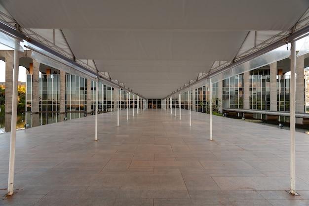 ブラジル、ブラジル-2007年3月3日-ブラジルのイタマラチ宮殿-外務省-国務省