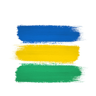 Brazil tone background, design