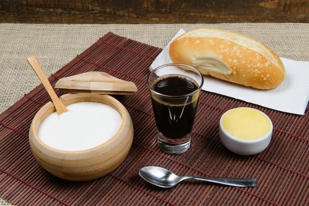 ブラジルの朝食
