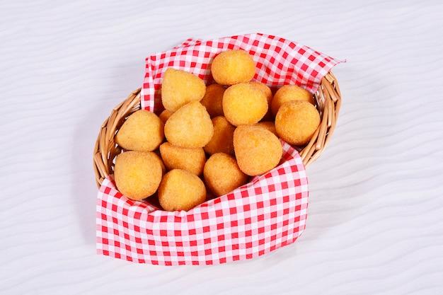 Brazilian food, brazilian snack, coxinha,