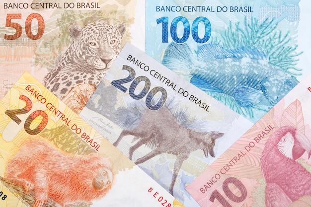 Бразильские деньги бизнес фон