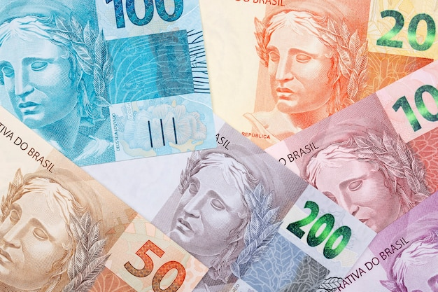 Brazilian money a business background
