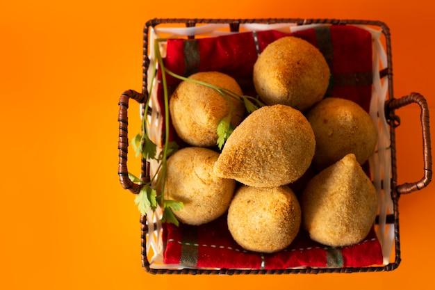 Brazilian snack