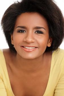 Brazilian young woman portrait