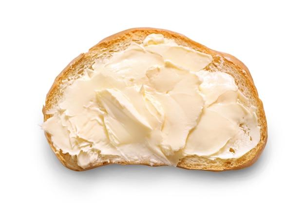 パンとバターの絶縁上面