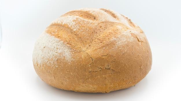 Bread isolated bio