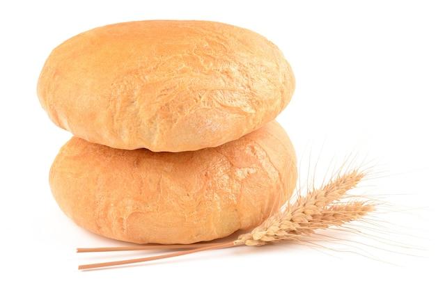 빵 흰색 절연