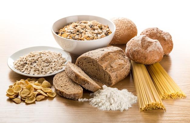パンパスタ米小麦粉分離パン一斤