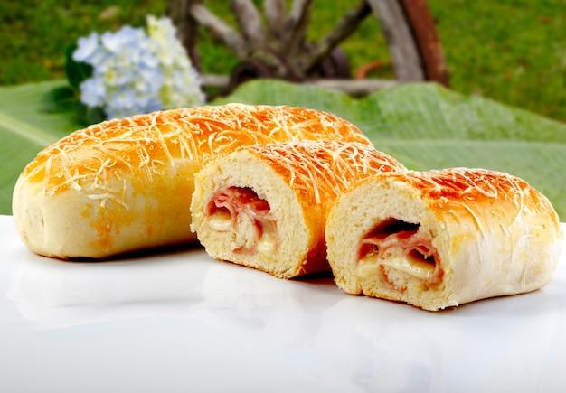 パンの詰め物