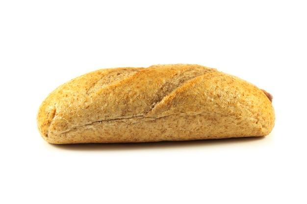 白で隔離のふすまのクローズアップとパン