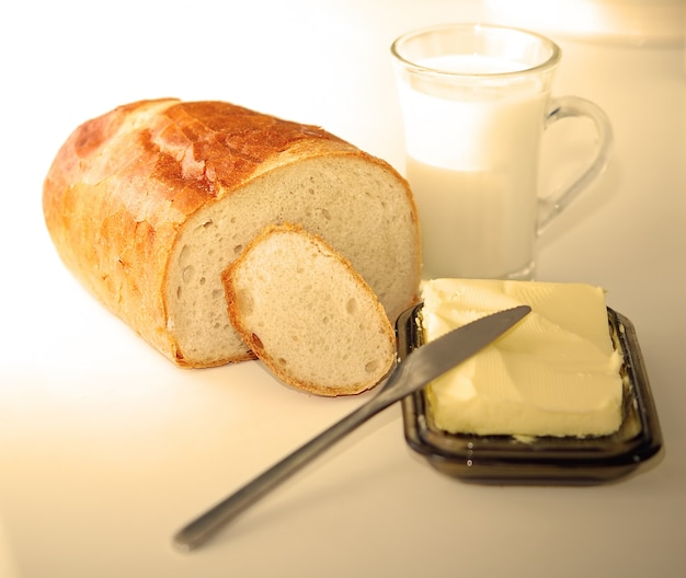 Pane con burro
