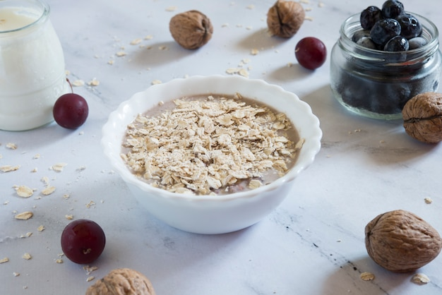 朝食の健康