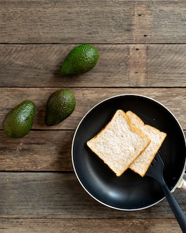 Breakfast with avocado weight loss diet the wood