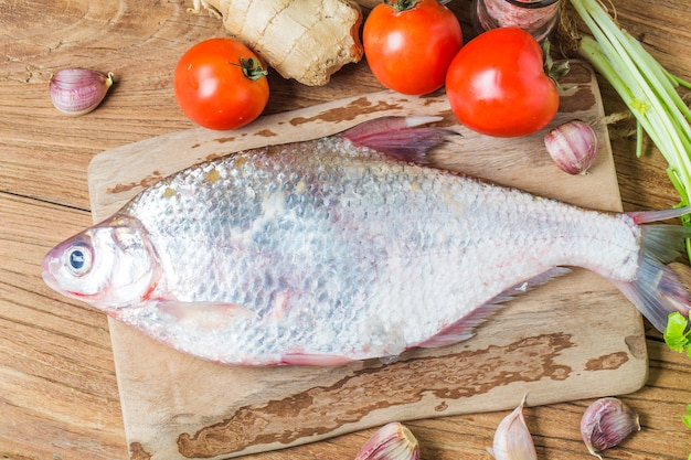 Bream fish