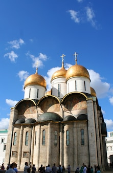 Breathtaking famous the annunciation cathedral and the archangel