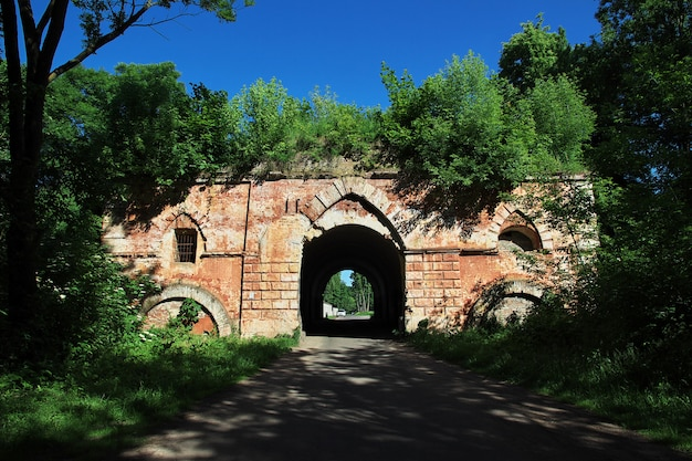 Брестская крепость в стране беларусь
