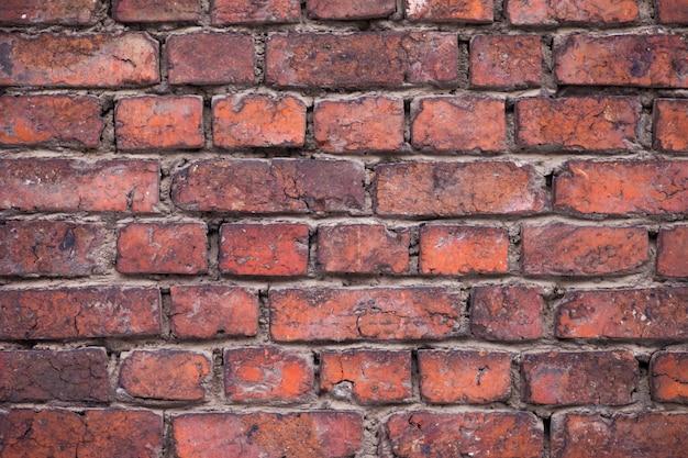 Brick background. wall texture